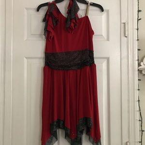CiCi Dance Costume